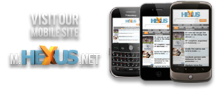 HEXUS Mobile Site