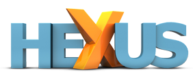 HEXUS logo