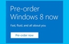 Pre-order a boxed copy of Windows 8 now for £49.99