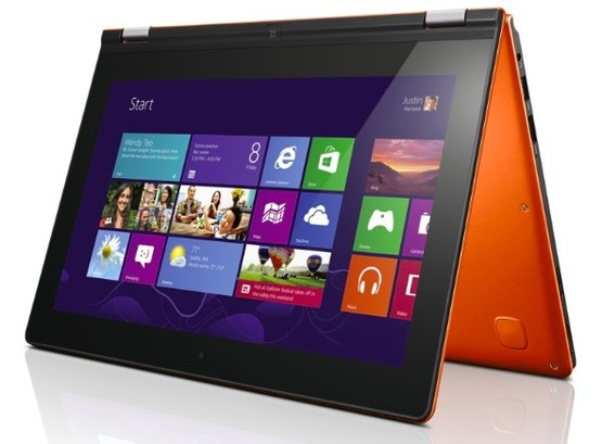 Lenovo intros new Windows 8 hybrid laptops and tablets - Laptop ...