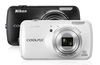 Nikon releases Android powered Coolpix compact