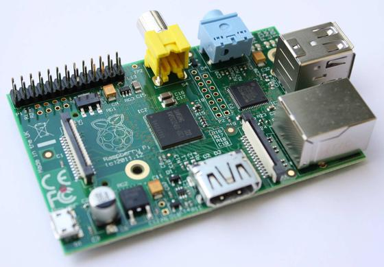Raspberry Pi 2.0 spotted in the wild