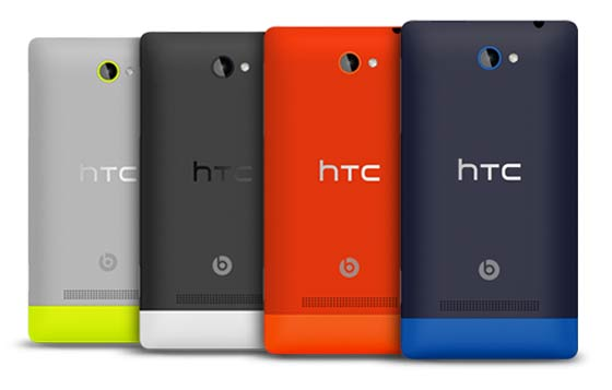 Htc 8x And 8s Windows Phone 8 Smartphones Unveiled