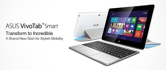 The ASUS VivoTab ME400, a £399 Windows 8 tablet - Tablets