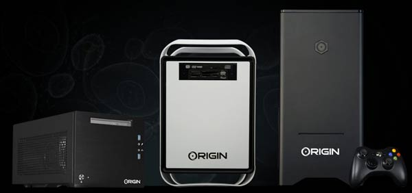Origin PC systems to be powered exclusively by Nvidia GPUs