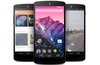 Google Nexus 5 smartphone launched at £299 (16GB)