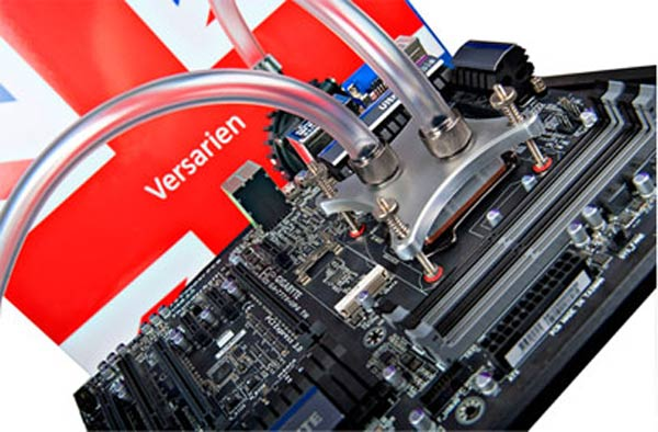 Versarien Water Cooled Pcs Use A Revolutionary Heatsink