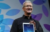 Apple sold 34 million iPhones and 14 million iPads last quarter