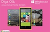 Nokia's upcoming Windows Phone 8.1 handsets use 3D touch