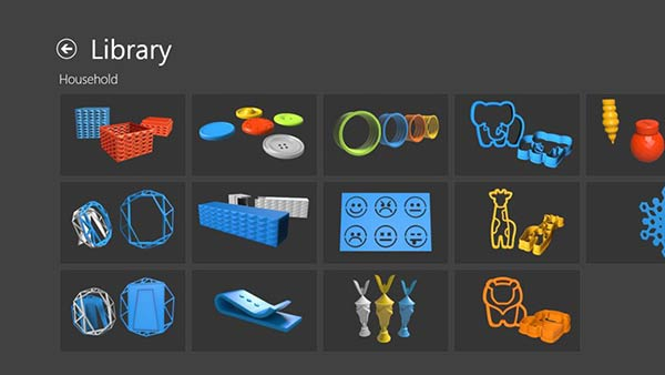 Microsoft 3D Builder printing app released for Windows 8 1