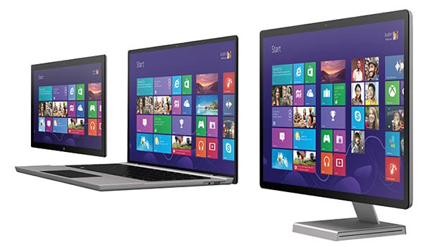 Windows Threshold. Слухи о новых операционных системах Microsoft