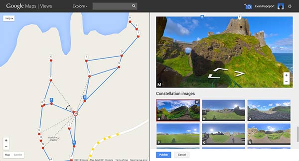 Google courts user contributions to Street View maps - Internet ...