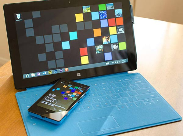 Windows RT and Windows Phone to be free to device makers