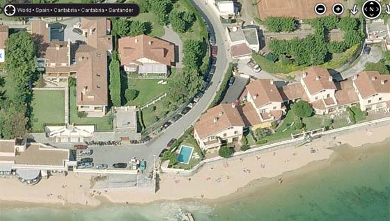 Bing Maps updated with 13million sq km of new satellite imagery – Bing Maps Satellite View