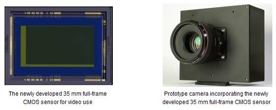 Canon 35mm full-frame CMOS sensor excels in low light - Cameras ...