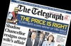 The Telegraph erects web paywall, The Sun has similar plans