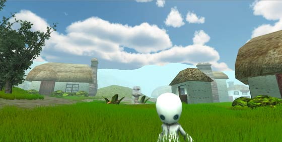 An addictive 3D video game that teaches players Java coding