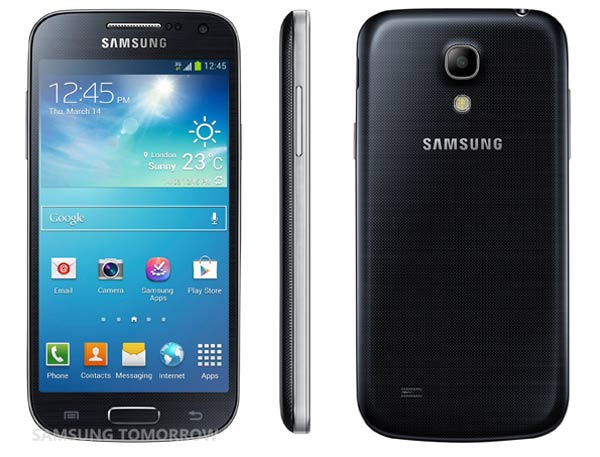 Samsung Has Launched Its New Galaxy Today The New Samsung Galaxy S4 ...