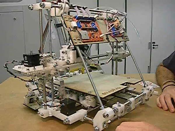 NASA invests in 'food replicator' using 3D print ...