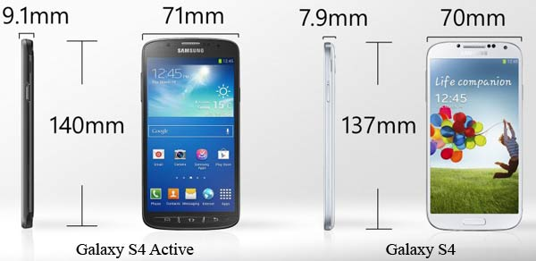 Samsung aims to make a splash with the Galaxy S4 Active ...