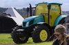 Glastonbury 4G EE tractor to supply free bales of internet