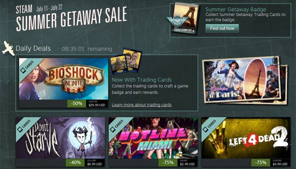 games orientated joystiq online webzine suggests steam summer sale bargain hunters make use of a handy web tool called the steam sales tracker