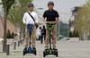 Toyota Winglet 'personal transportation robot' trials (video)