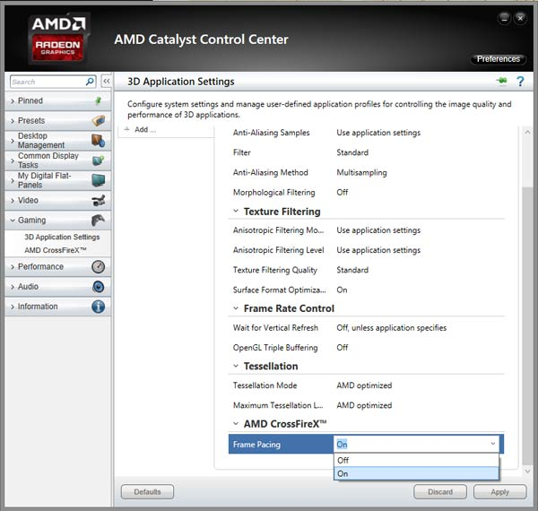 AMD delivers frame pacing micro-stuttering graphics fix - Graphics