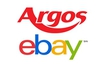 Argos and eBay collaborate: buy on eBay, collect free from Argos