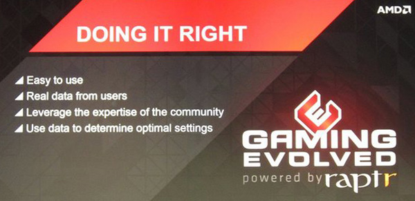 Amd And Raptr Launch The Amd Gaming Evolved App Beta Software News Hexus Net