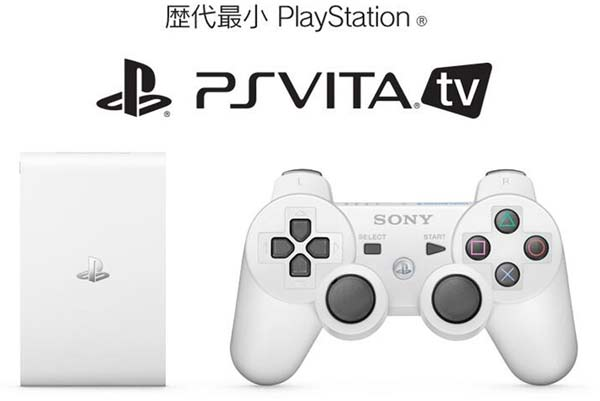 Sony announce redesigned PS Vita 2000 and the PS Vita TV