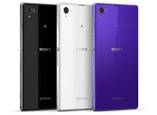 Sony Xperia Z1 smartphone officially unveiled at IFA ...