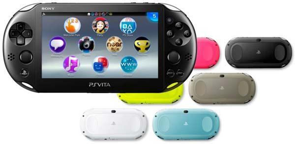 Sony Announce Redesigned Ps Vita 2000 And The Ps Vita Tv Ps Vita