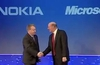 Microsoft to buy Nokia's devices and services business