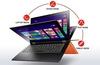Lenovo unveils convertible Yoga Chromebooks