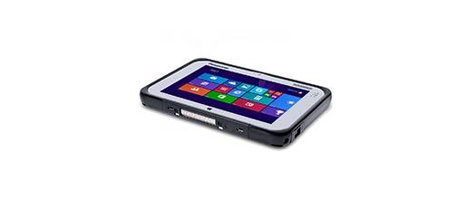 panasonic reveals the toughpad fz m1 a 7 inch windows tablet tablets news. Black Bedroom Furniture Sets. Home Design Ideas