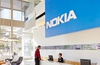 Nokia's handset sales declined in its last quarter as a device maker