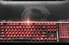 The 18-inch MSI GT80 Titan has a SteelSeries gaming keyboard with Cherry MX Browns.
