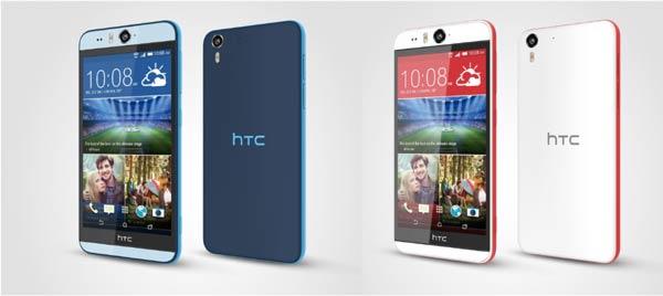 meet aa09f 7cfca HTC Desire Eye selfie phone and the RE waterproof action camera ...