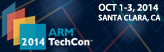 ARM Techcon 2014, Santa Clara, USA