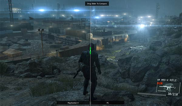 Metal Gear Solid Ground Zeroes Video Game 4k Hd Desktop: Nvidia Outs First Full HD Screens Showing PC's Metal Gear