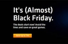 The Origin Black Friday PC games sales event has started