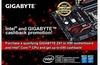 Get up to £90 cash back with a Gigabyte Z97 or X99 motherboard and Intel Core CPU.
