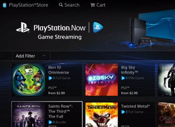 Sony confirms launch of PS Now on Samsung Smart TVs - Audio