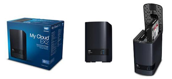 Wd Launches My Cloud Ex2 With Up To 8tb Of Storage Storage News Hexus Net