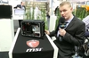 MSI explains the virtues of the Nightblade gaming rig