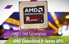 AMD launches second generation R-Series APUs and CPUs