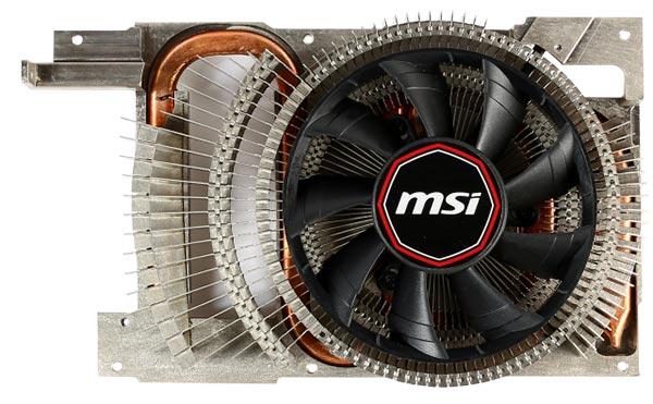 MSI launches an AMD R9 270X Mini-ITX gaming graphics card