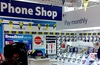 Tesco plans to launch an own-brand smartphone this year