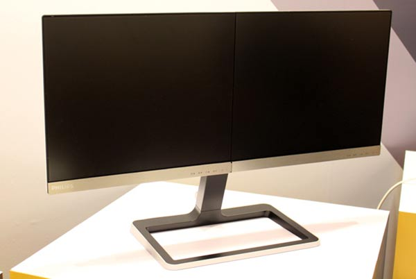 Philips Launches Virtually Seamless 2 In 1 Monitor